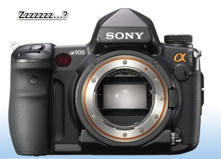 DSLR-A900 | Digital Single Lens Reflex Camera Body | Sony | SonyStyle USA